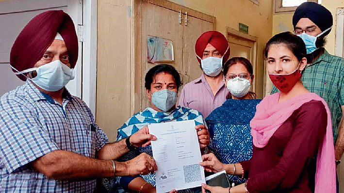 Enough doses, but response to vaccination drive tepid in dist