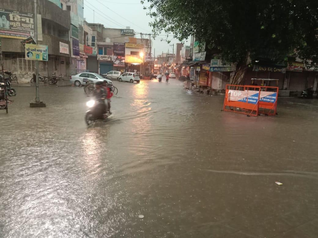 Monsoon arrives in Chandigarh, Punjab and Haryana, 15 days ahead of schedule