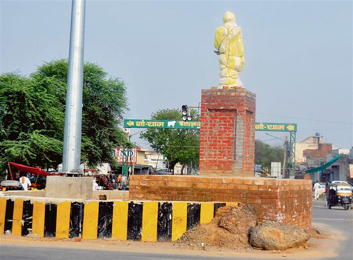 Spend money on healthcare, not installation of statues, say Patiala residents