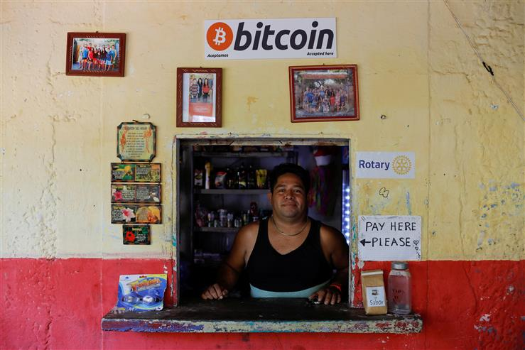 El Salvador is first county to make bitcoin legal tender