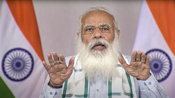 PM Modi to address virtual dialogue on desertification, land degradation and drought at UN next week