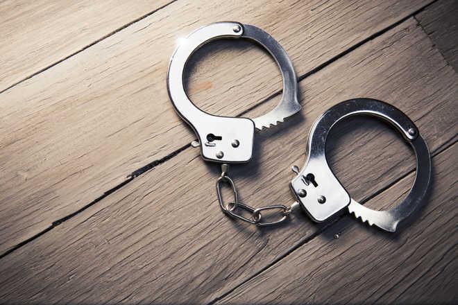 3 held for gang rape of minor