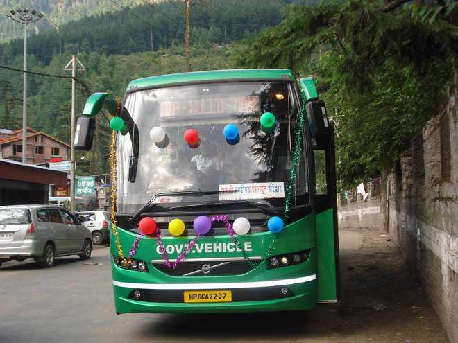 Manali-Keylong Volvo run a success