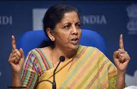 FM Nirmala Sitharaman to Nandan Nilikani: Hope Infosys won't let down our taxpayers