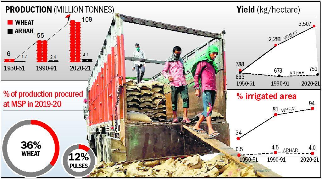 Food subsidy: Crop-specific mechanism is the way forward