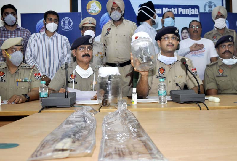 Petrol pump robbery solved, six arrested in Patiala