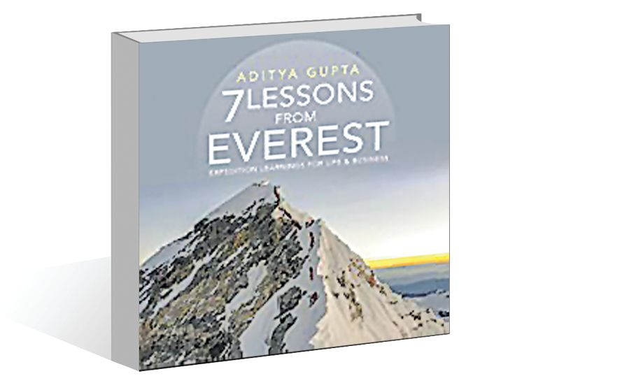 Surviving life's storms with lessons from Mt Everest