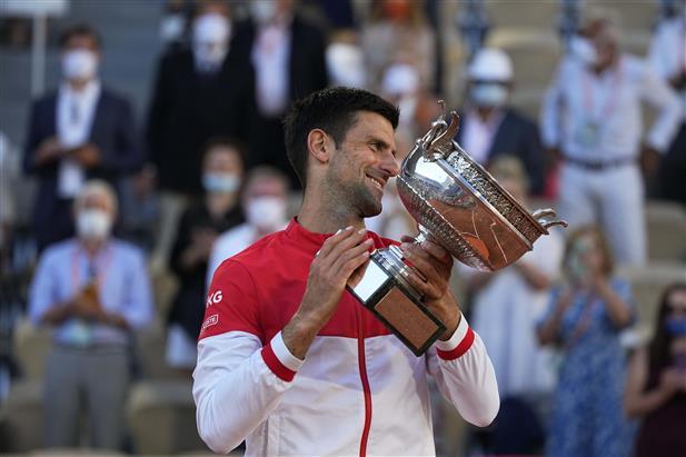 'Great comeback': Tendulkar, Laxman laud Djokovic for clinching French Open