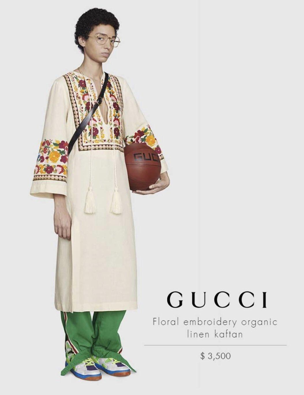 Gucci is selling 'Indian Kurta' for Rs 2.5 lakh, and desi Twitterati is shocked