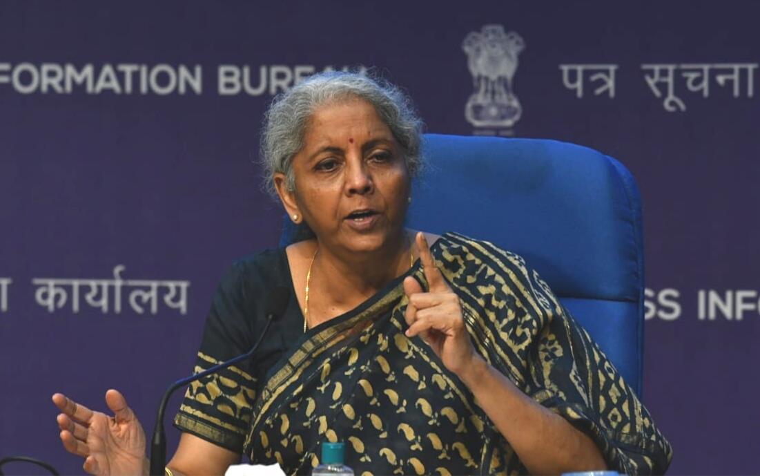 Coronavirus India: GST Council slashed tax rate on Covid-19 medicines such as Remdesivir and equipments, said Nirmala Sitharaman.