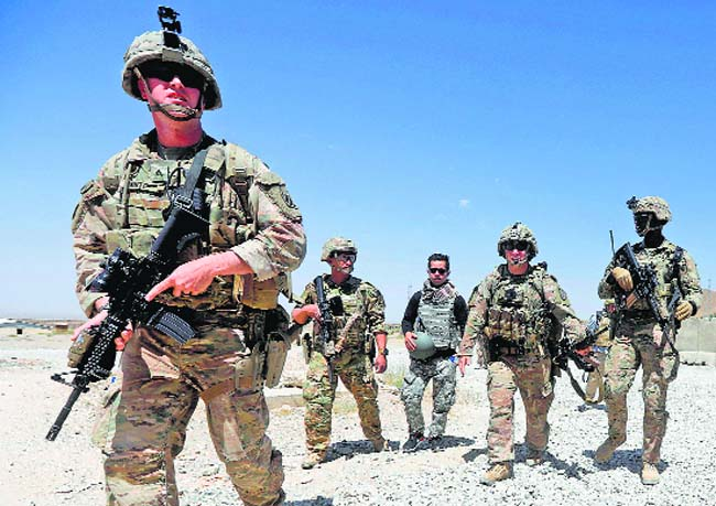 US weighing options for military bases in Pak