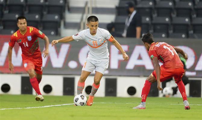 36 going on 25: India coach Stimac says veteran striker Chhetri scoring goals like he is 25 years old