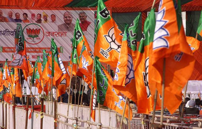 Punjab BJP leaders meet Shah, Nadda