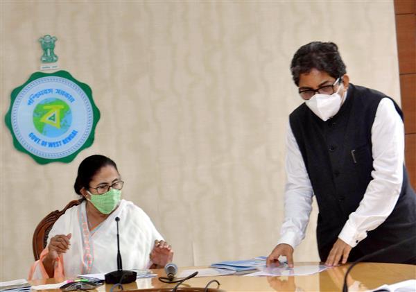 Centre initiates disciplinary proceedings against ex-WB Chief Secretary Alapan Bandyopadhyay