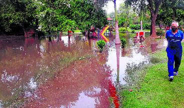 47.2-mm rainfall in Chandigarh