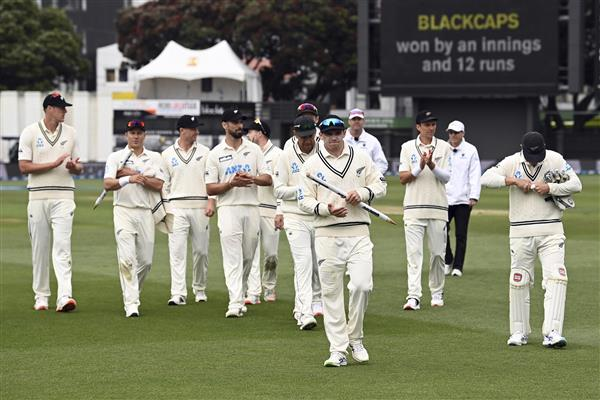 New Zealand to keep key bowlers fresh for final by resting them for 2nd game against England
