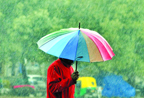 Monsoon over Delhi,Chandigarh, Punjab among others likely 'to be slow': IMD