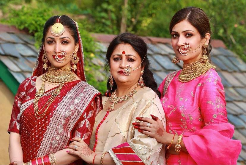 Yami Gautam shares a photo from her wedding album to wish mom on birthday