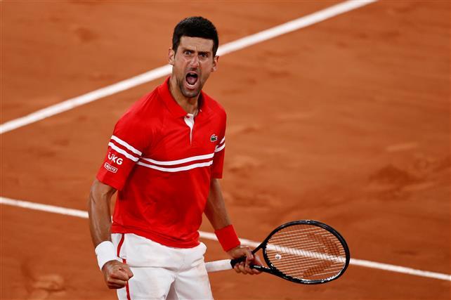 No 1 Novak Djokovic, 13-time French champ Rafael Nadal to meet in semis