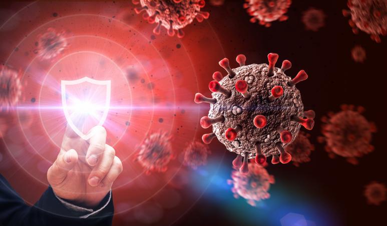 Coronavirus variants can evade antibodies by spreading via supercells: Study - The Tribune India