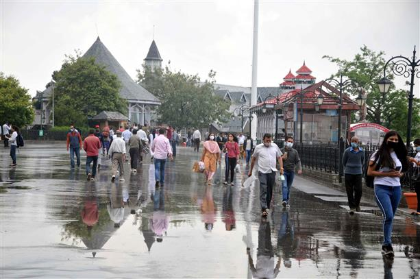 Not wearing face masks in Himachal may attract eight-day imprisonment and Rs 5,000 fine