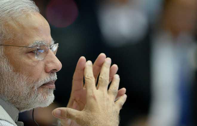 Modi to attend G-7 summit 'virtually'