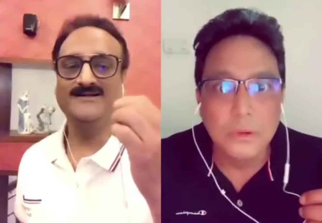 Video of Chandigarh doctors singing Dev Anand's song 'Aaja Panchhi Akela Hai' spreads positivity; have a look