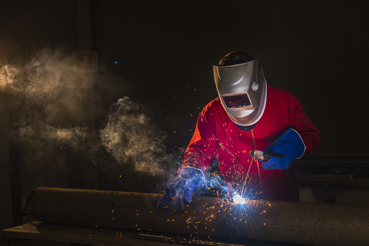 Advanced welding technologies course from July 19