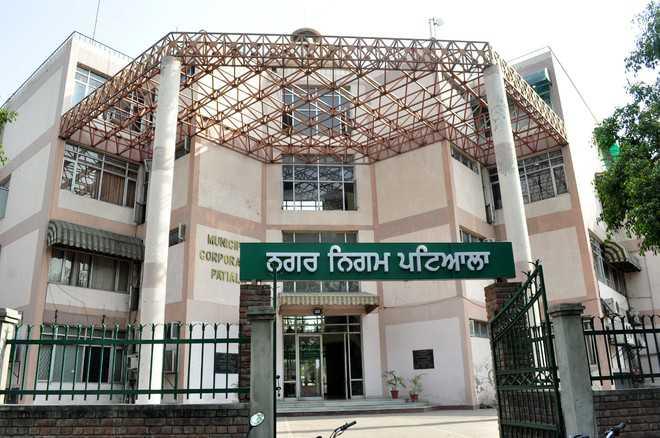 Patiala MC to raze illegal building, 4 shops