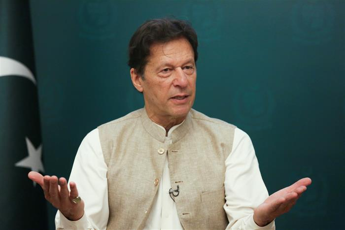 No need for nuclear arsenal once Kashmir issue is resolved: Pak PM Imran Khan