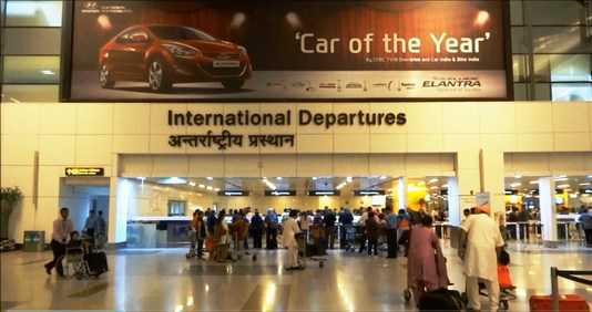Forecourt maintenance work to start at Delhi airport from Thursday, vehicles to drive through MLCP
