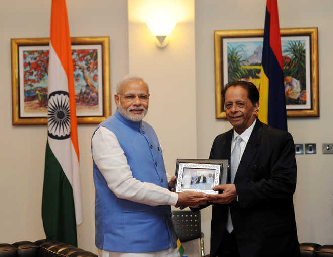 When India helped Jugnauth