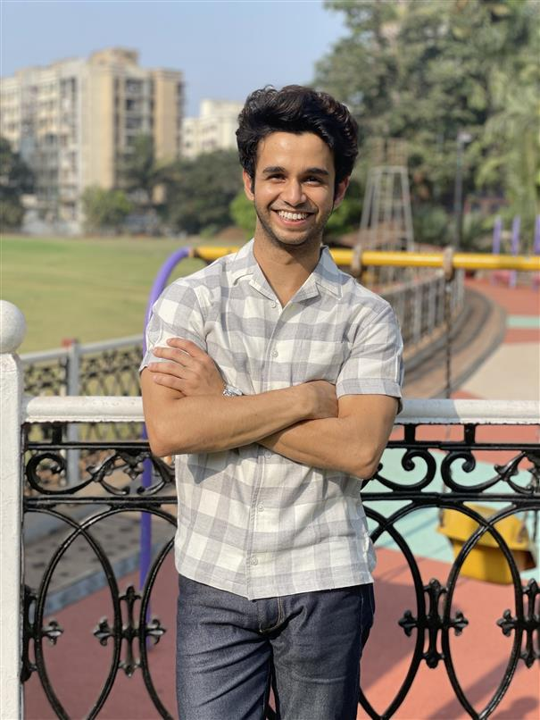 Ritvik Sahore will next be seen in MX Original Series Indori Ishq. The actor talks to us about it