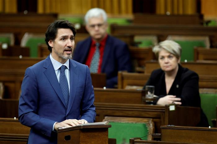 Canada's PM Trudeau denounces truck attack that targeted Muslim family
