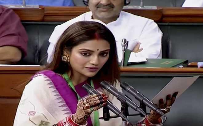 Did Nusrat Jahan 'lie' in Parliament, BJP's Amit Malviya gives new twist to TMC MP's marital status row