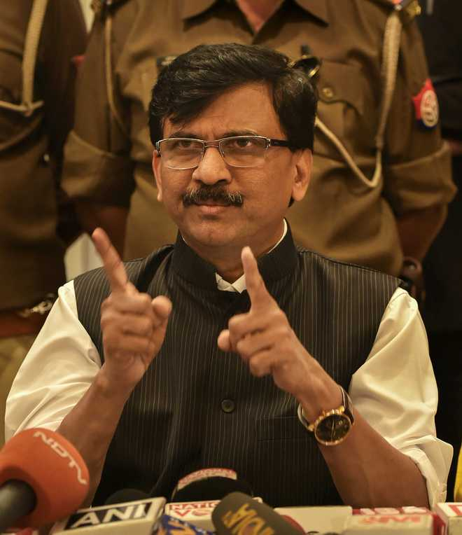 Narendra Modi is top leader of country and BJP: Shiv Sena leader Raut