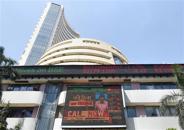 Benchmarks soar to fresh peaks; Sensex jumps 228 pts