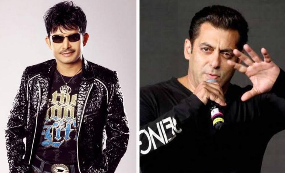 Kamaal R Khan calls Salman Khan 'gunda'; 'threatens' to destroy his career, says 'will make you TV actor'