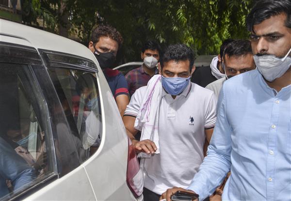 Court denies special food, supplements to wrestler Sushil Kumar in prison