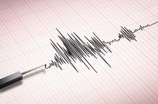 Low-intensity earthquake hits J-K's Reasi