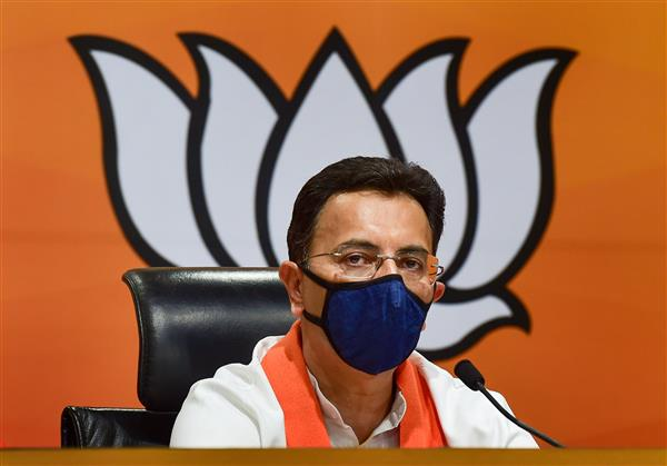 Left Cong not due to any individual or for any post: Jitin Prasada