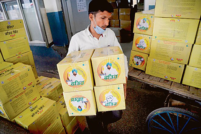 No fraud in 'Fateh' kit purchase: Punjab Government