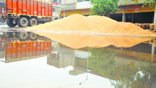 Focus on scientific storage to curb grain drain