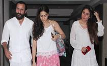 Sara Ali Khan 'melted' the minute she met Saif Ali Khan, Kareena Kapoor Khan's new baby