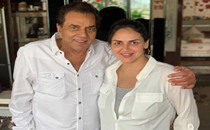 Esha Deol recalls how Dharmendra took on 'daddy duties' as she cried for Hema Malini; Bobby shares unseen picture