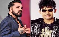 Mika Singh claimsKamaal R Khan is 'banned' in India, cites 'property fraud'