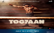 Farhan Akhtar's 'Toofaan' to release on Amazon Prime Video in July