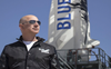 Blue Origin auctions a rocket trip to space with Bezos