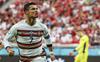 Ronaldo moves past Platini as all-time leading scorer at Euros