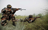 Militants fire at security forces